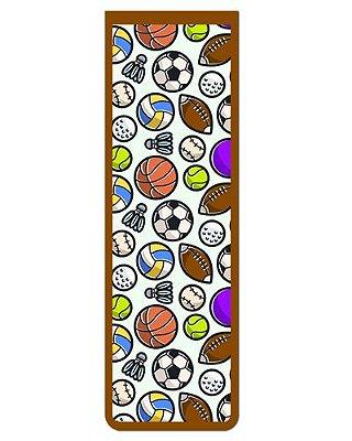 Marcador De Página Magnético Bolas Esportivas - Sport - MAS40