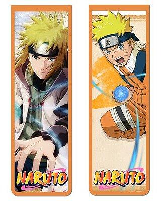 Pack Marcador Magnético - Minato e Naruto - Naruto - PKP10