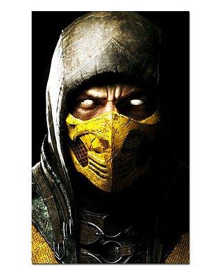 Ímã Decorativo Scorpion - Mortal Kombat - IMG03