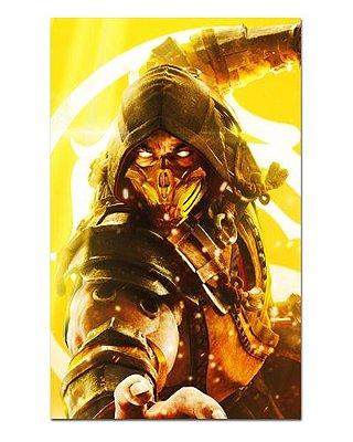 Ímã Decorativo Scorpion - Mortal Kombat - IMG05