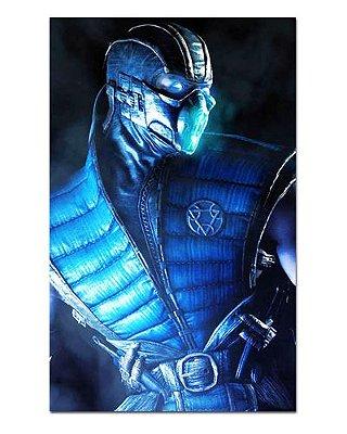 Ímã Decorativo Sub-Zero - Mortal Kombat - IMG06