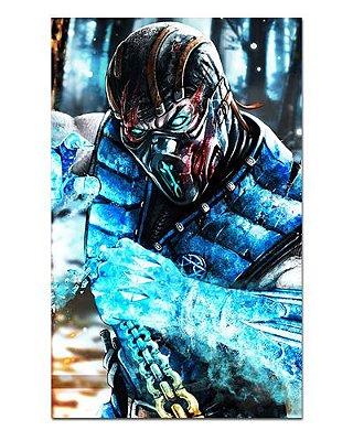 Ímã Decorativo Sub-Zero - Mortal Kombat - IMG07