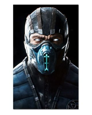 Ímã Decorativo Sub-Zero - Mortal Kombat - IMG10