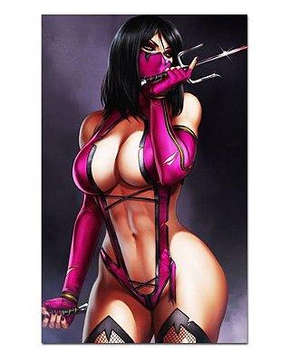 Ímã Decorativo Mileena - Mortal Kombat - IMG12