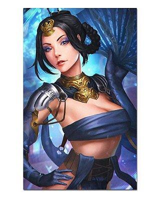 Ímã Decorativo Kitana - Mortal Kombat - IMG18