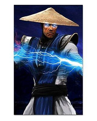 Ímã Decorativo Raiden - Mortal Kombat - IMG17