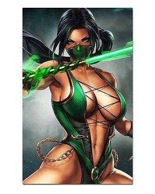 Ímã Decorativo Jade - Mortal Kombat - IMG19