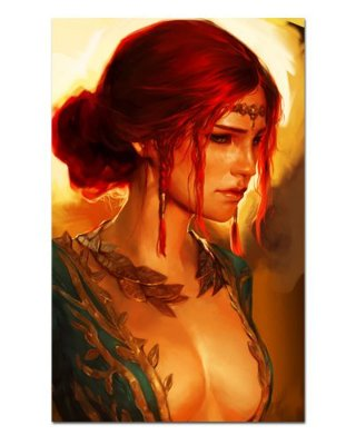 Ímã Decorativo Triss - The Witcher - IMG41