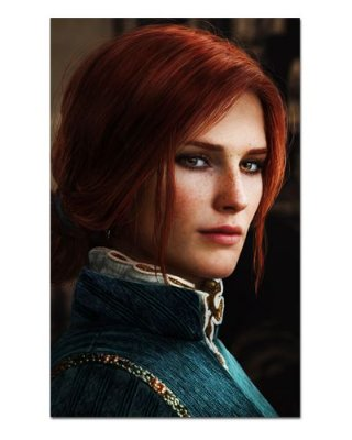 Ímã Decorativo Triss - The Witcher - IMG42
