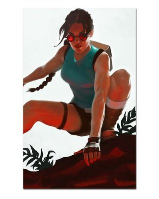 Ímã Decorativo Lara Croft - Tomb Raider - IMG45