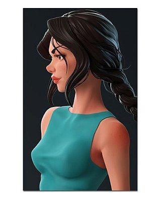 Ímã Decorativo Lara Croft - Tomb Raider - IMG47