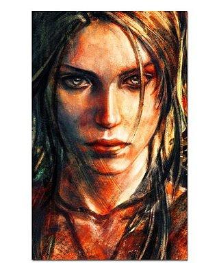 Ímã Decorativo Lara Croft - Tomb Raider - IMG50