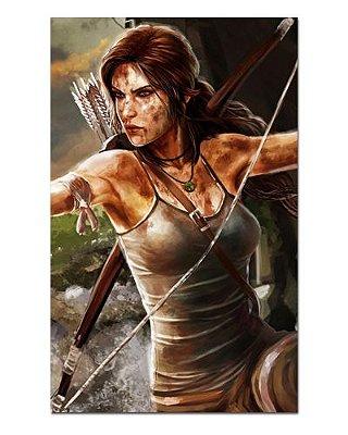 Ímã Decorativo Lara Croft - Tomb Raider - IMG52