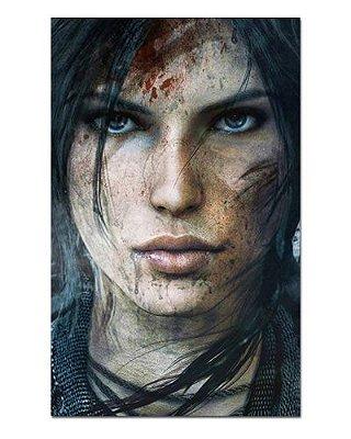 Ímã Decorativo Lara Croft - Tomb Raider - IMG53
