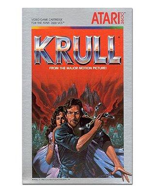 Ímã Decorativo Capa de Game - Krull - ICG01