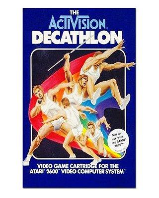 Ímã Decorativo Capa de Game - Decathlon - ICG02