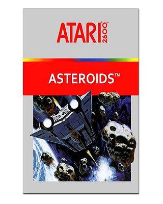 Ímã Decorativo Capa de Game - Asteroids - ICG08