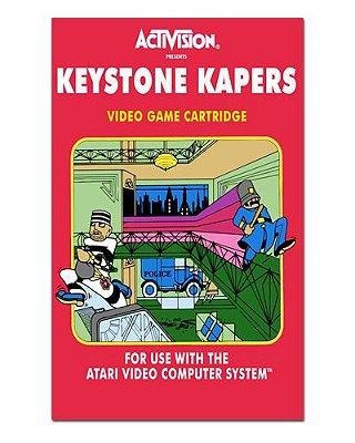 Ímã Decorativo Capa de Game - Keystone Kapers - ICG19