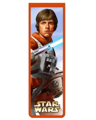 Marcador De Página Magnético Luke - Star Wars - MFI265