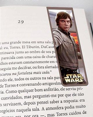 Marcador De Página Magnético Luke - Star Wars - MFI267
