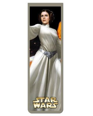 Marcador De Página Magnético Leia - Star Wars - MFI273