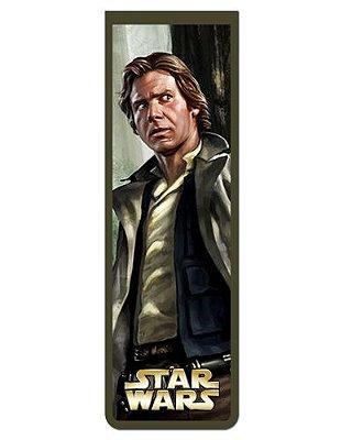 Marcador De Página Magnético Han Solo - Star Wars - MFI285