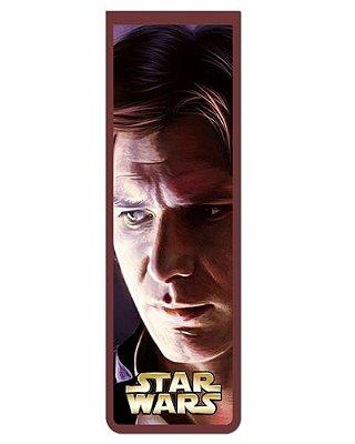 Marcador De Página Magnético Han Solo - Star Wars - MFI286