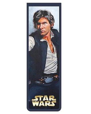 Marcador De Página Magnético Han Solo - Star Wars - MFI288