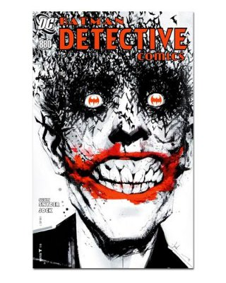 Ímã Decorativo Capa de Quadrinhos - Batman - CQD172