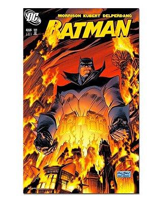 Ímã Decorativo Capa de Quadrinhos - Batman - CQD173