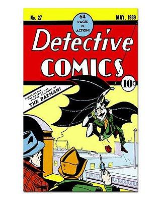 Ímã Decorativo Capa de Quadrinhos - Batman - CQD174