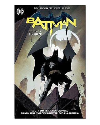 Ímã Decorativo Capa de Quadrinhos - Batman - CQD176