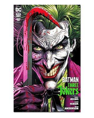 Ímã Decorativo Capa de Quadrinhos - Batman - CQD178
