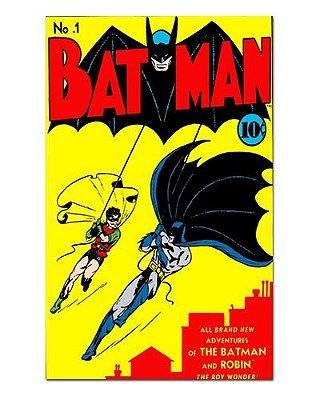 Ímã Decorativo Capa de Quadrinhos - Batman - CQD180