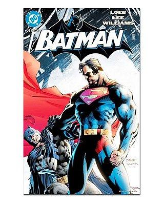 Ímã Decorativo Capa de Quadrinhos - Batman - CQD181