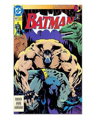 Ímã Decorativo Capa de Quadrinhos - Batman - CQD183