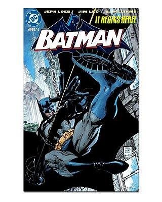 Ímã Decorativo Capa de Quadrinhos - Batman - CQD192
