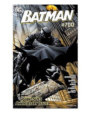 Ímã Decorativo Capa de Quadrinhos - Batman - CQD193