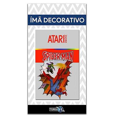 Ímã Decorativo Capa de Game - Spider-Man - ICG21