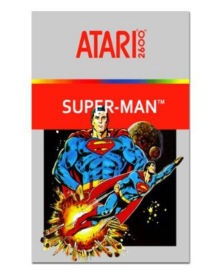 Ímã Decorativo Capa de Game - Superman - ICG22