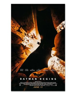 Ímã Decorativo Pôster Batman Begins - IPF623