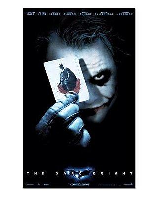 Ímã Decorativo Pôster Batman The Dark Knight - IPF629