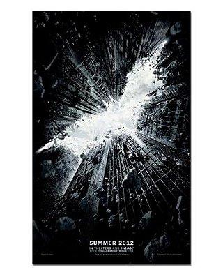 Ímã Decorativo Pôster Batman The Dark Knight Rises - IPF631