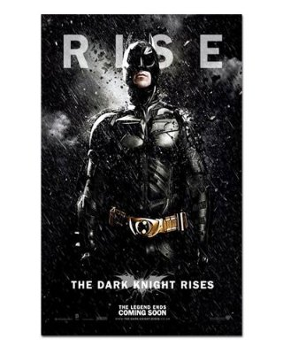 Ímã Decorativo Pôster Batman The Dark Knight Rises - IPF633