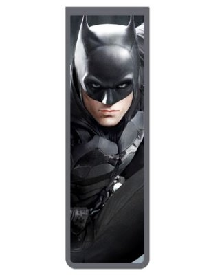 Marcador De Página Magnético Batman - The Batman - MDC246