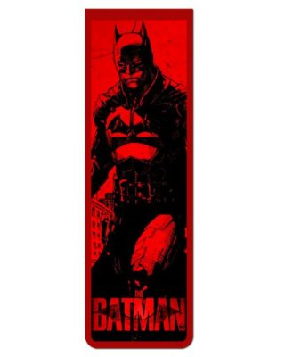 Marcador De Página Magnético Batman - The Batman - MDC249