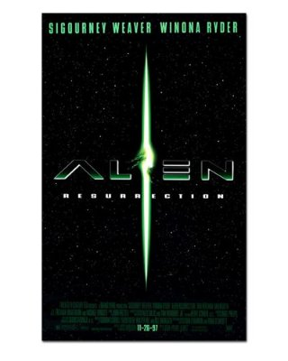 Ímã Decorativo Pôster Alien A Ressurreição - IPF648