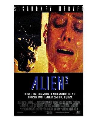 Ímã Decorativo Pôster Alien 3 - IPF649