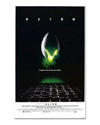 Ímã Decorativo Pôster Alien - IPF650
