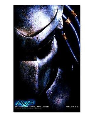 Ímã Decorativo Pôster Alien vs Predador - IPF652
